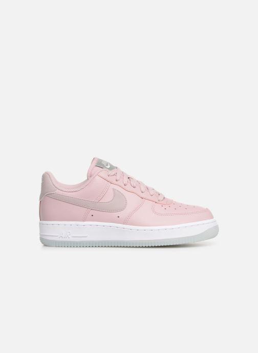Sneaker Nike Wmns Air Force 1 '07 Ess rosa ansicht von hinten