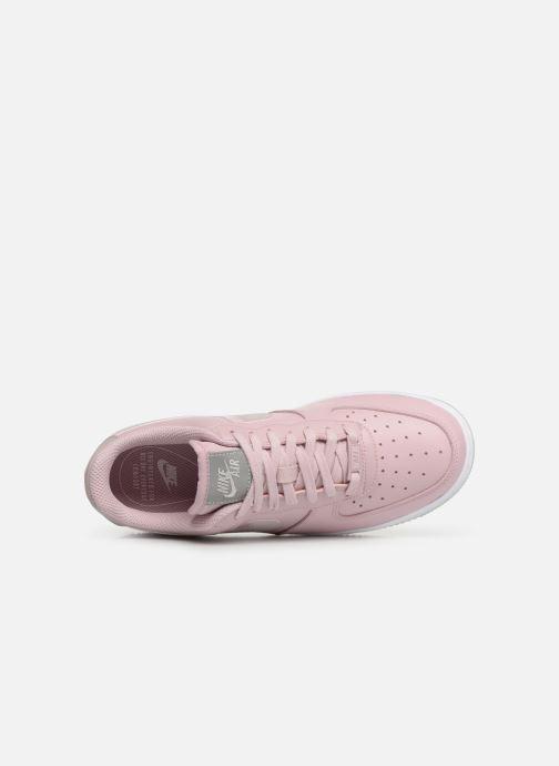 Sneaker Nike Wmns Air Force 1 '07 Ess rosa ansicht von links