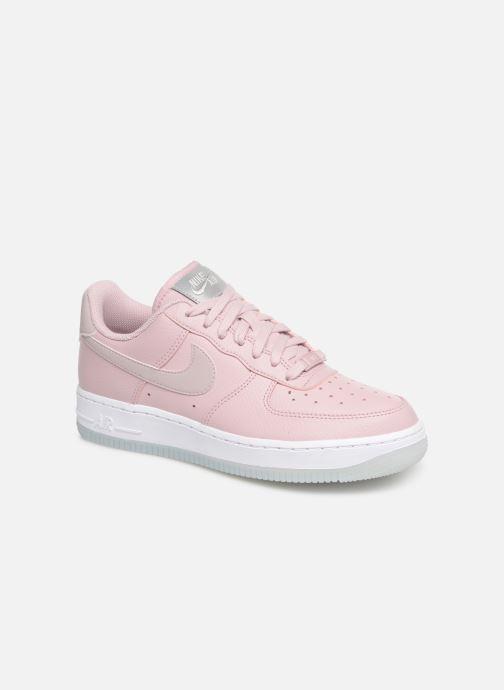 Sneakers Nike Wmns Air Force 1 '07 Ess Rosa detaljerad bild på paret