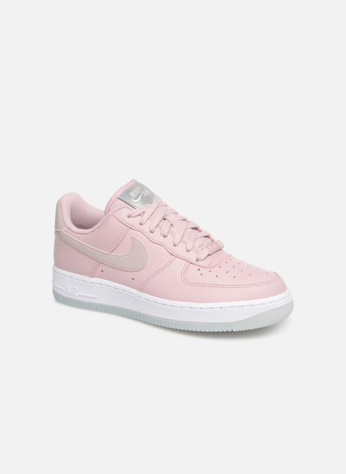 Trainers Nike Wmns Air Force 1 '07 Ess Pink detailed view/ Pair view
