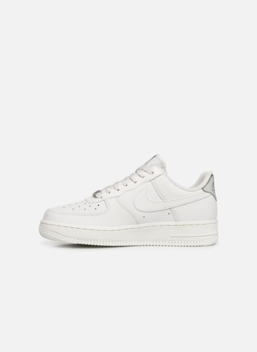 Trainers Nike Wmns Air Force 1 '07 Ess White front view