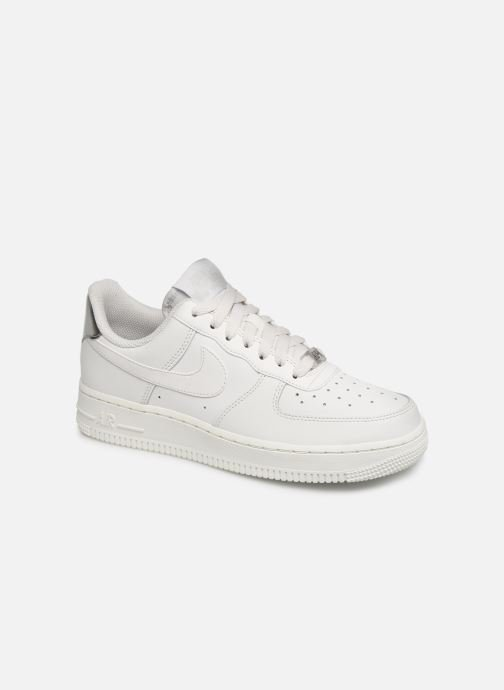 Sneakers Nike Wmns Air Force 1 '07 Ess Hvid detaljeret billede af skoene