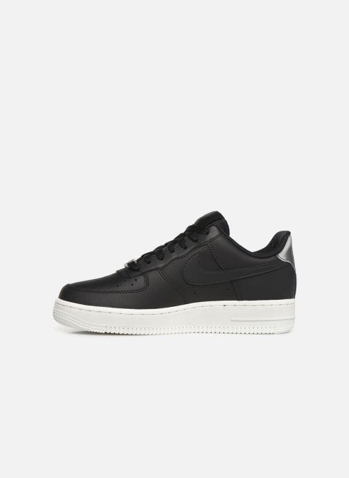 Baskets Nike Wmns Air Force 1 '07 Ess Noir vue face