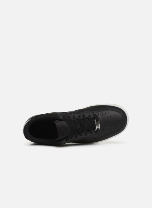 Trainers Nike Wmns Air Force 1 '07 Ess Black view from the left