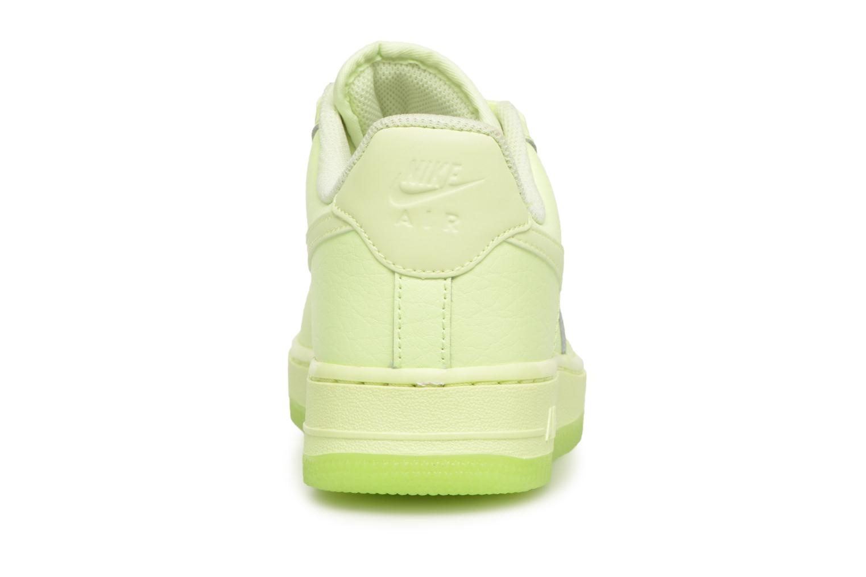 Baskets Nike Wmns Air Force 1 '07 Ess Vert vue droite