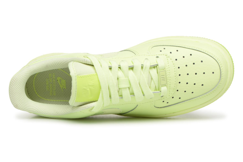 Baskets Nike Wmns Air Force 1 '07 Ess Vert vue gauche