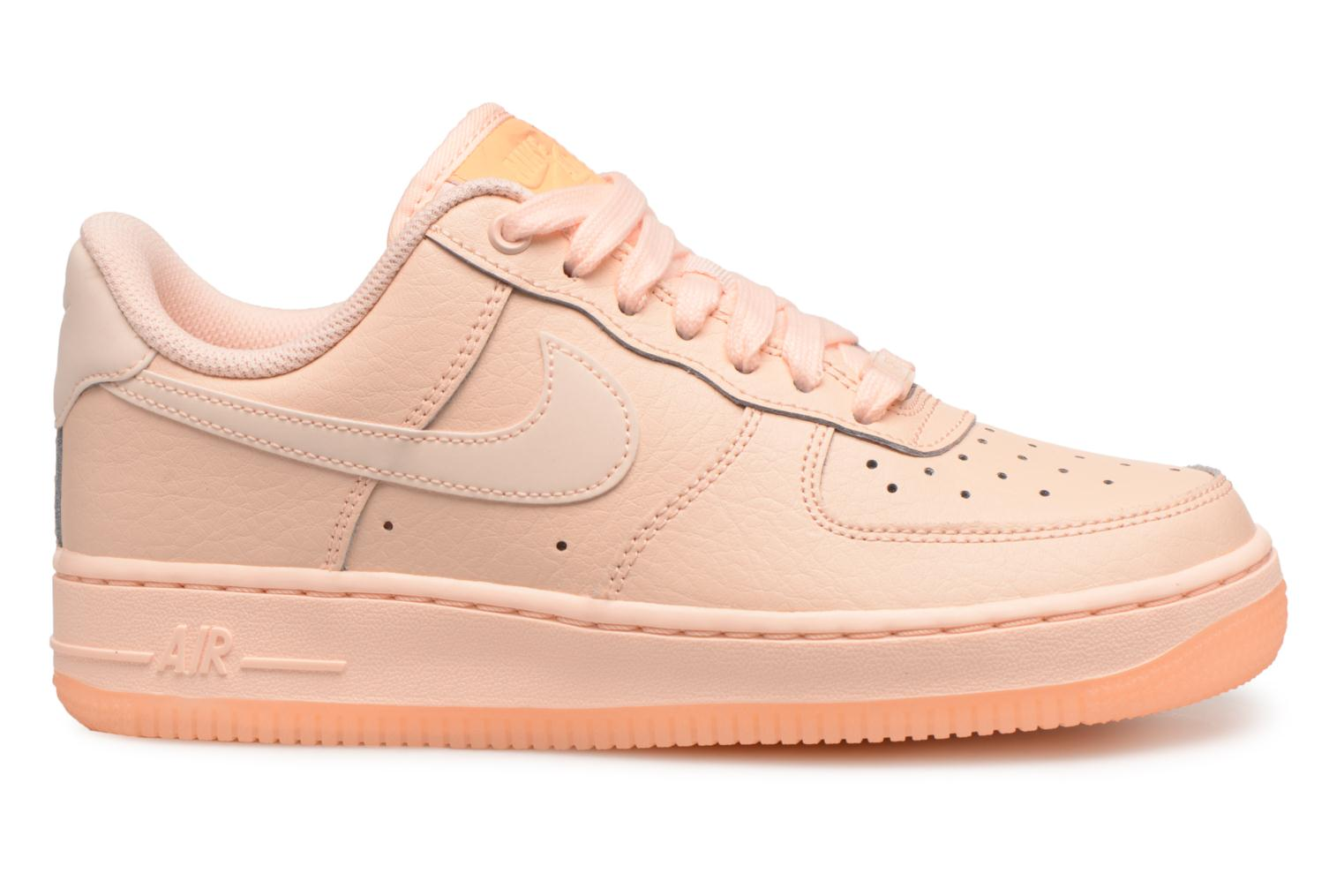 Sneakers Nike Wmns Air Force 1 '07 Ess Arancione immagine posteriore