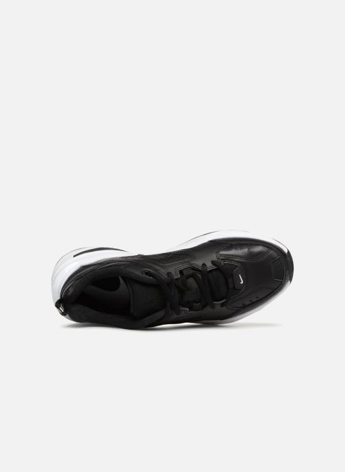Deportivas Nike W Nike M2K Tekno Negro vista lateral izquierda