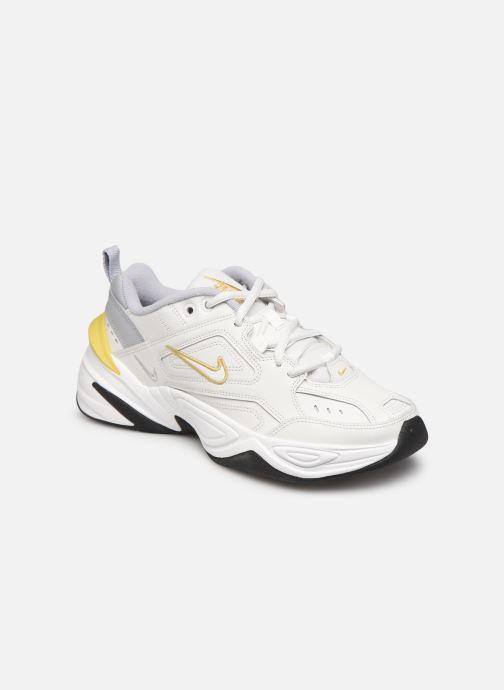 Sneakers Nike W Nike M2K Tekno Hvid detaljeret billede af skoene