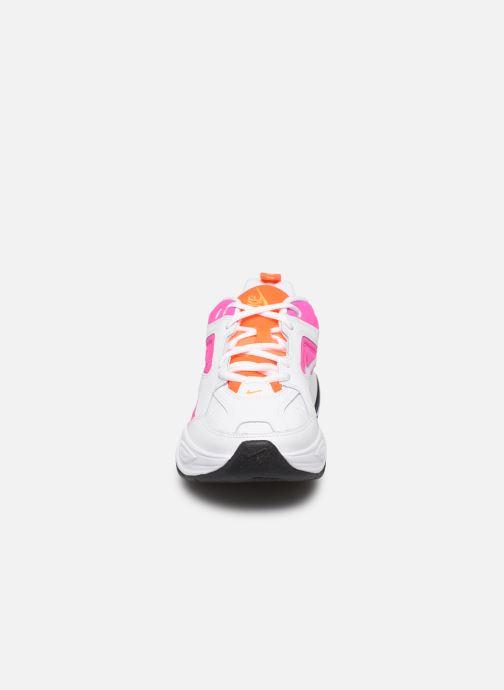 Sneakers Nike W Nike M2K Tekno Bianco modello indossato