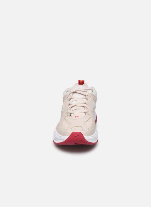 Baskets Nike W Nike M2K Tekno Beige vue portées chaussures