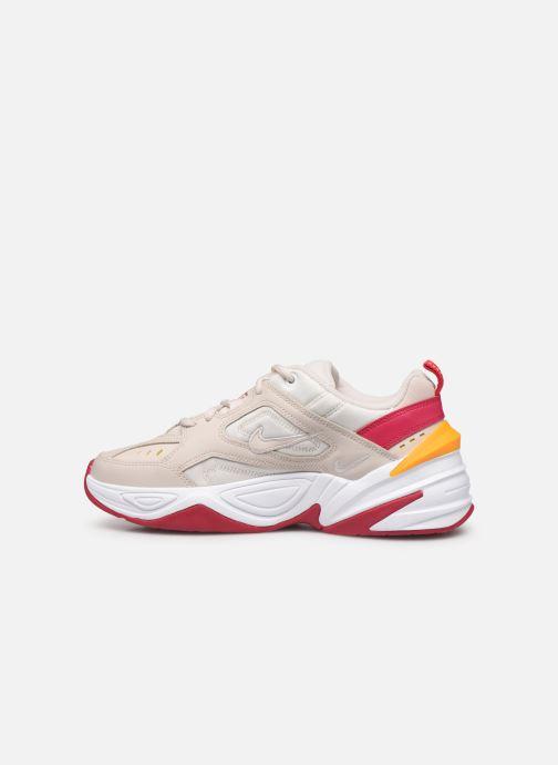 Baskets Nike W Nike M2K Tekno Beige vue face