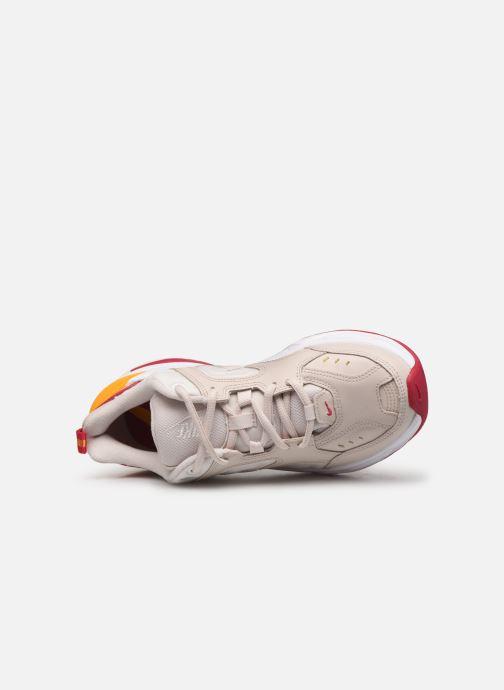Baskets Nike W Nike M2K Tekno Beige vue gauche
