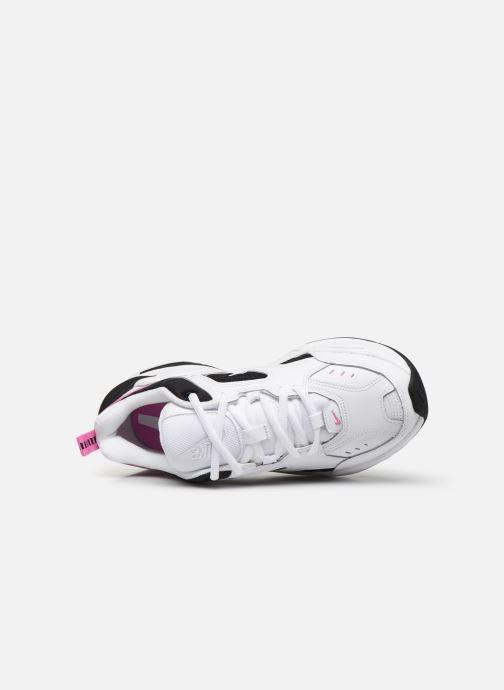 Trainers Nike W Nike M2K Tekno White view from the left