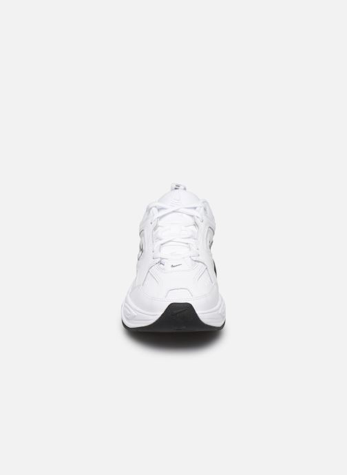Deportivas Nike W Nike M2K Tekno Blanco vista del modelo