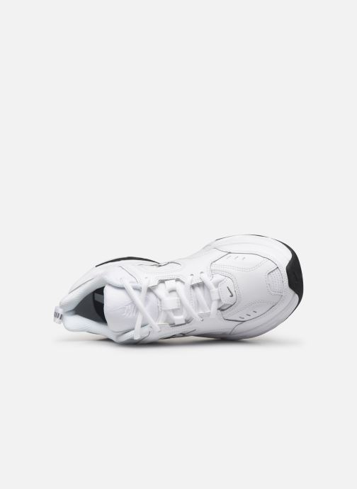 Deportivas Nike W Nike M2K Tekno Blanco vista lateral izquierda