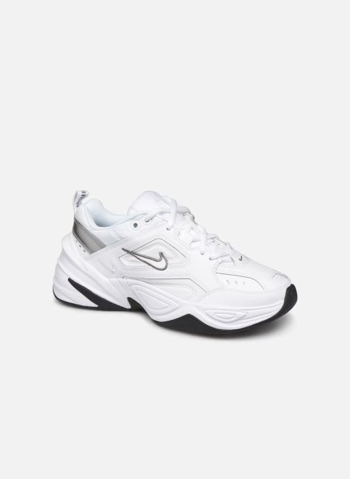 Sneakers Nike W Nike M2K Tekno Vit detaljerad bild på paret