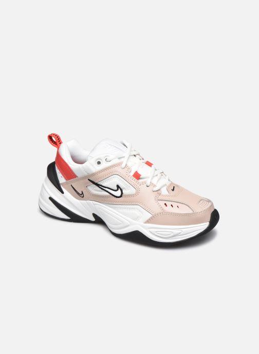 Baskets Nike W Nike M2K Tekno Beige vue détail/paire