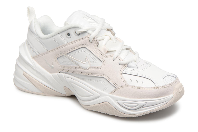 Baskets Nike W Nike M2K Tekno Blanc vue détail/paire