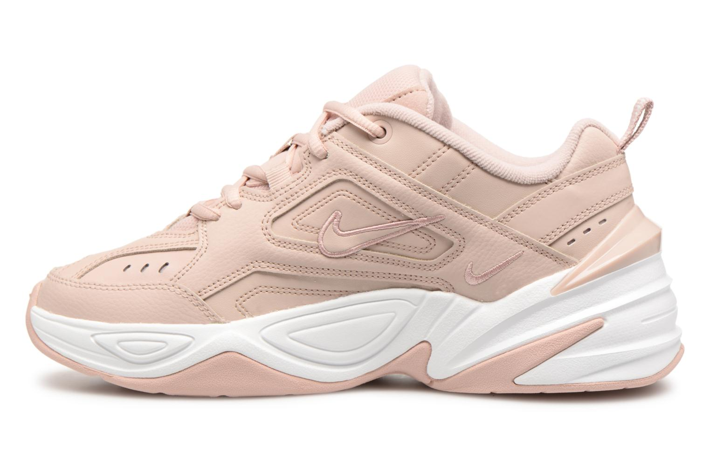 Sneakers Nike W Nike M2K Tekno Beige voorkant