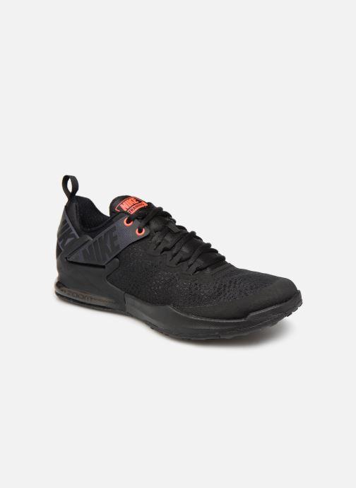 Zapatillas de deporte Nike Nike Zoom Domination Tr 2 Negro vista de detalle / par