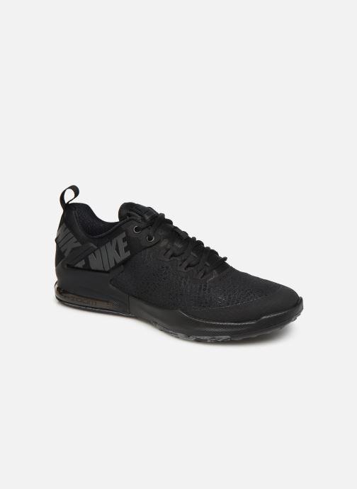 Sportssko Nike Nike Zoom Domination Tr 2 Sort detaljeret billede af skoene