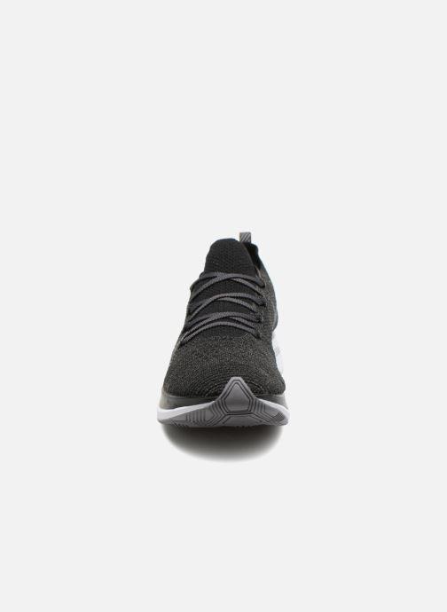 Chaussures de sport Nike Nike Zoom Fly Flyknit Noir vue portées chaussures