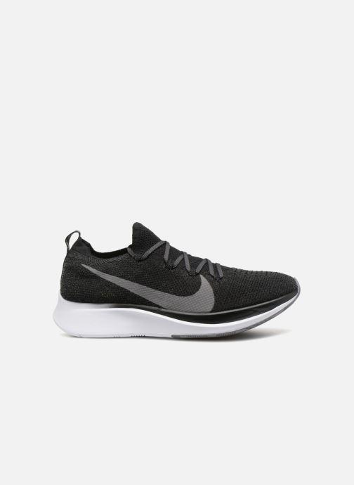 Sportschuhe Nike Nike Zoom Fly Flyknit schwarz ansicht von hinten