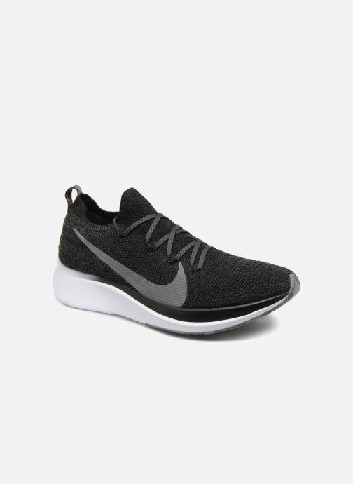 Chaussures de sport Nike Nike Zoom Fly Flyknit Noir vue détail/paire