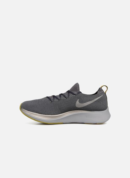 Sportschuhe Nike Nike Zoom Fly Flyknit grau ansicht von vorne
