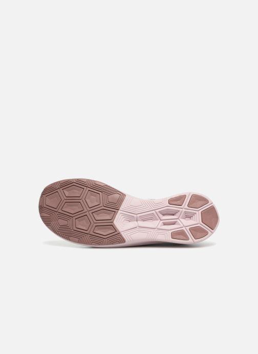 Zapatillas de deporte Nike W Nike Zoom Fly Flyknit Azul vista de arriba