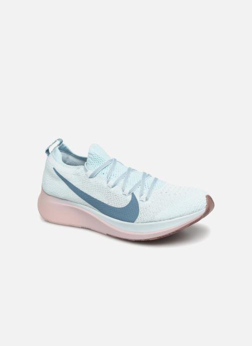 5772be10023b Nike W Nike Zoom Fly Flyknit (Blue) - Sport shoes chez Sarenza (347070)