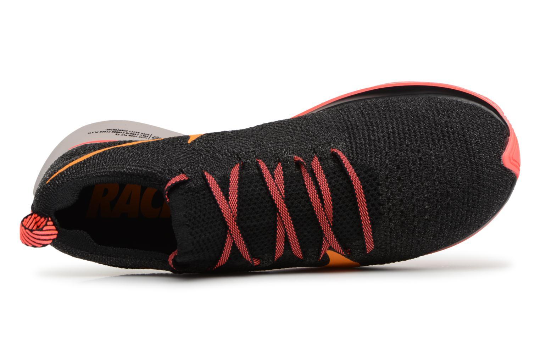 Sportschuhe Nike W Nike Zoom Fly Flyknit schwarz ansicht von links
