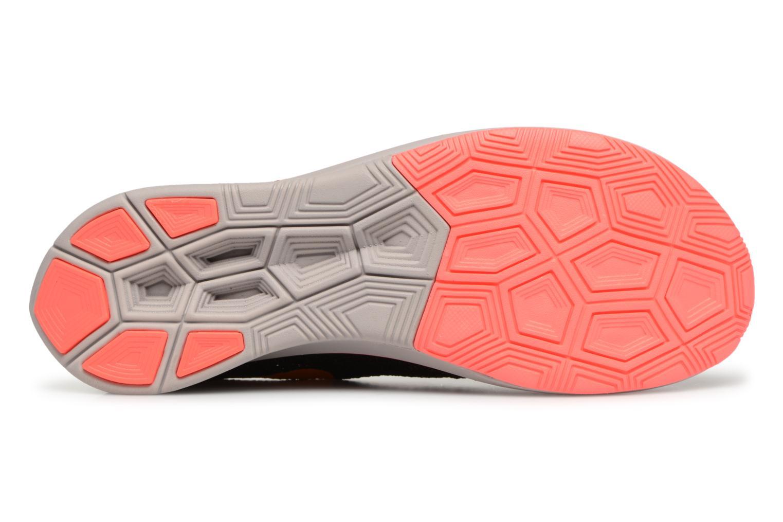 Sportschuhe Nike W Nike Zoom Fly Flyknit schwarz ansicht von oben
