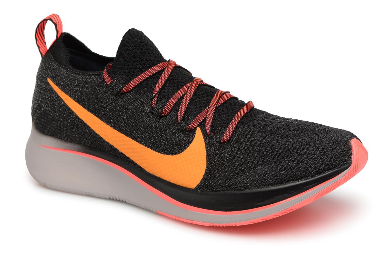 Sportschuhe Nike W Nike Zoom Fly Flyknit schwarz detaillierte ansicht/modell