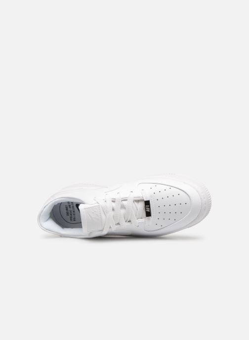 Sneakers Nike Wmn Air force 1 Sage Low Bianco immagine sinistra