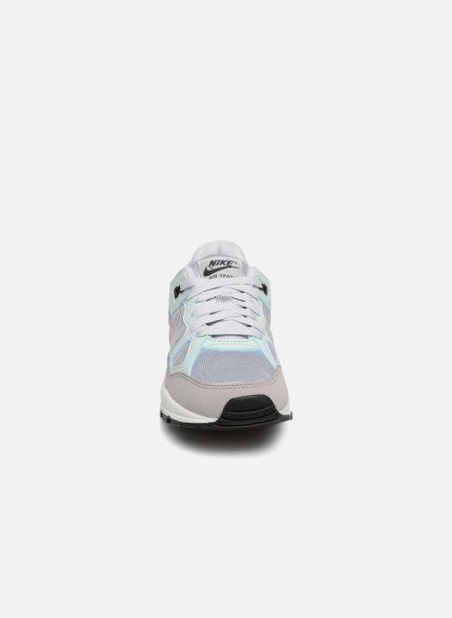 Baskets Nike W Nike Air Span Ii Gris vue portées chaussures
