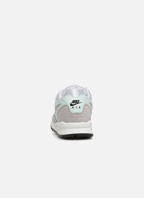 Baskets Nike W Nike Air Span Ii Gris vue droite