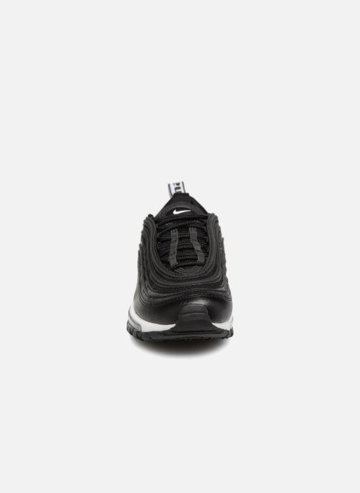 Sneaker Nike W Air Max 97 Lx schwarz schuhe getragen