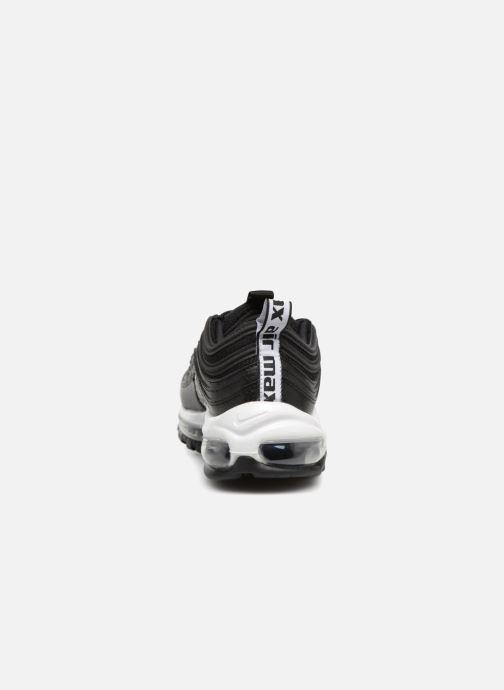 Sneaker Nike W Air Max 97 Lx schwarz ansicht von rechts