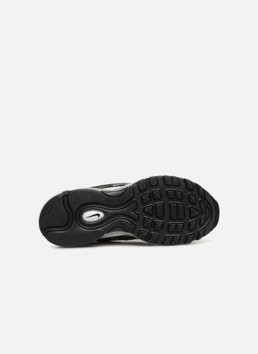 Sneaker Nike W Air Max 97 Lx schwarz ansicht von oben