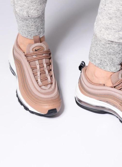 Sneakers Nike W Air Max 97 Lx Bruin onder