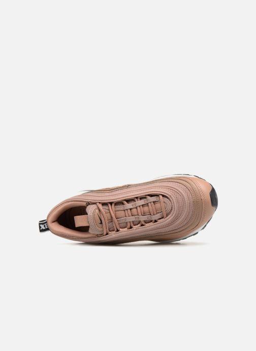 Baskets Nike W Air Max 97 Lx Marron vue gauche