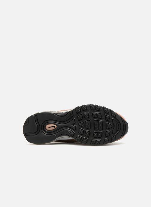 Baskets Nike W Air Max 97 Lx Marron vue haut