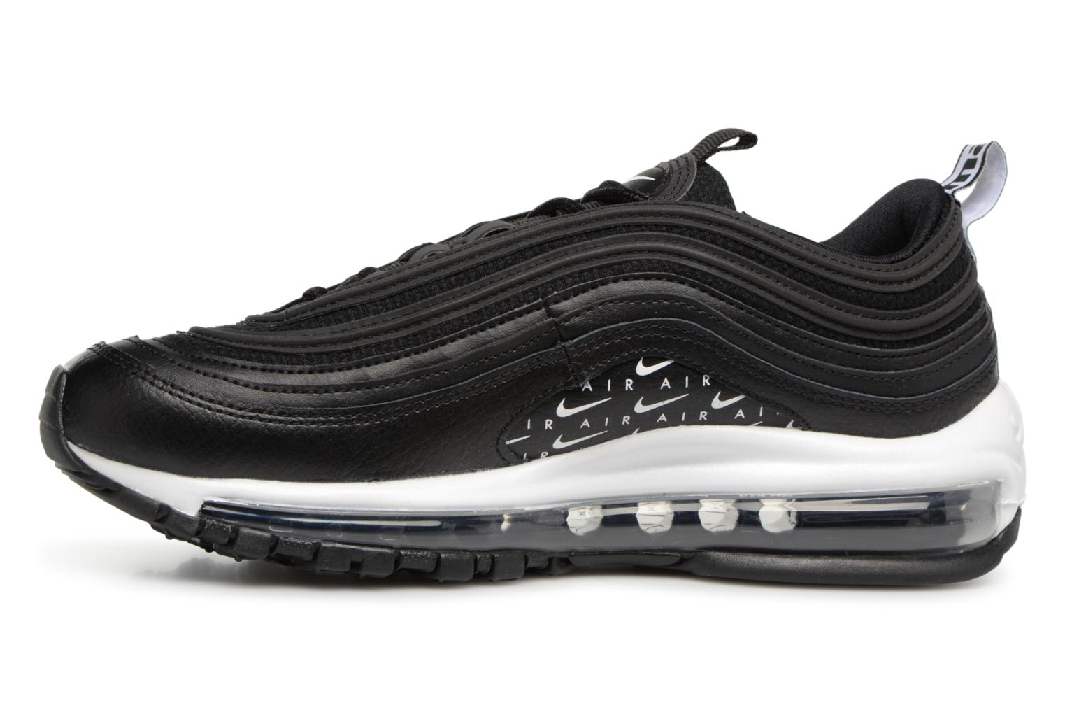 Sneakers Nike W Air Max 97 Lx Nero immagine frontale