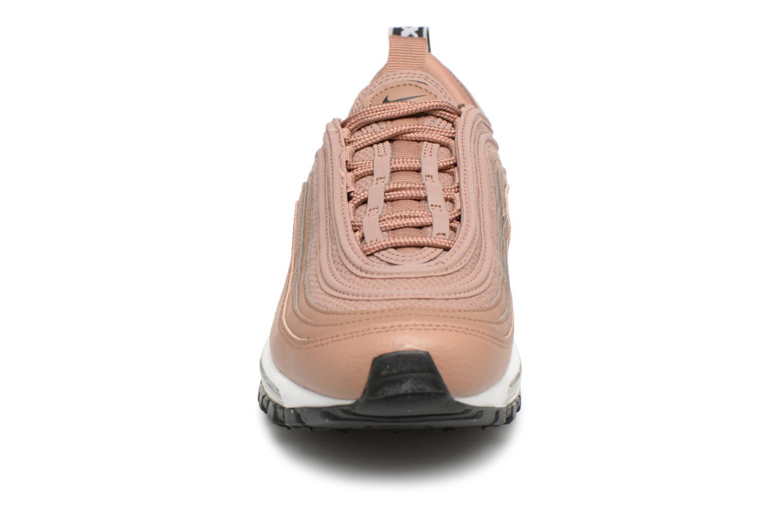 Baskets Nike W Air Max 97 Lx Marron vue portées chaussures