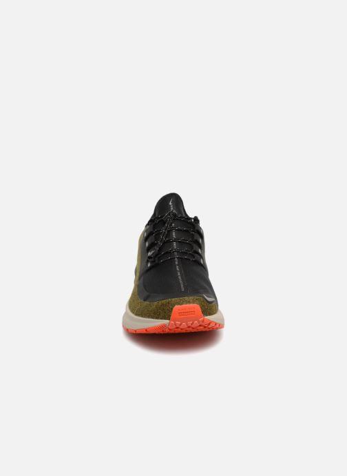 Chaussures de sport Nike Air Zm Structure 22 Shield Gris vue portées chaussures