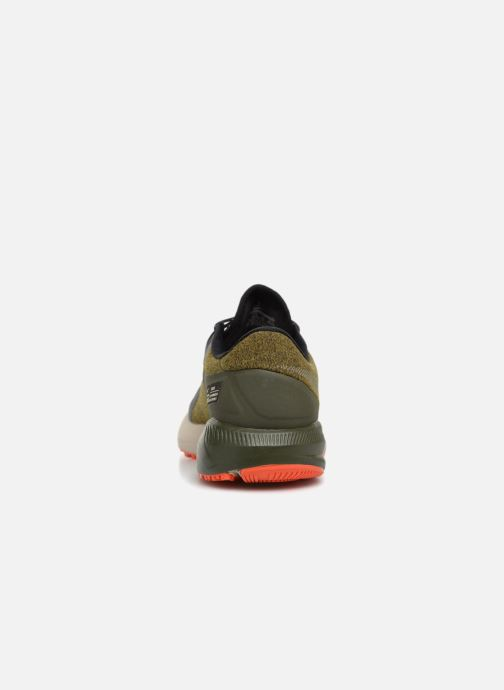 Chaussures de sport Nike Air Zm Structure 22 Shield Gris vue droite