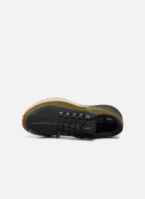 Sportschuhe Nike Air Zm Structure 22 Shield grau ansicht von links