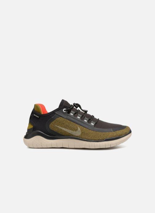 Zapatillas de deporte Nike Nike Free Rn 2018 Shield Verde vistra trasera